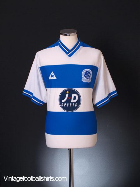 2002-03 QPR Home Shirt L