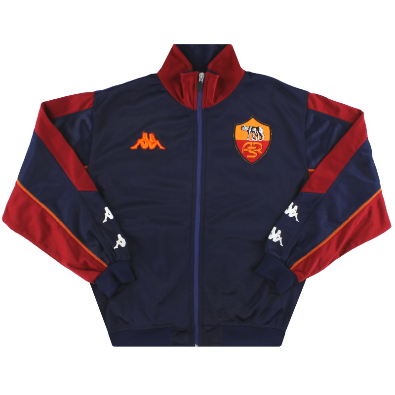 2002-03 Roma Kappa Track Jacket XL.Boys
