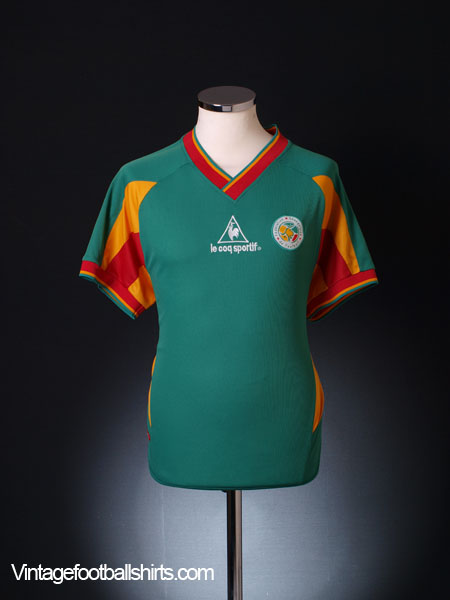 2002-03 Senegal Away Shirt S