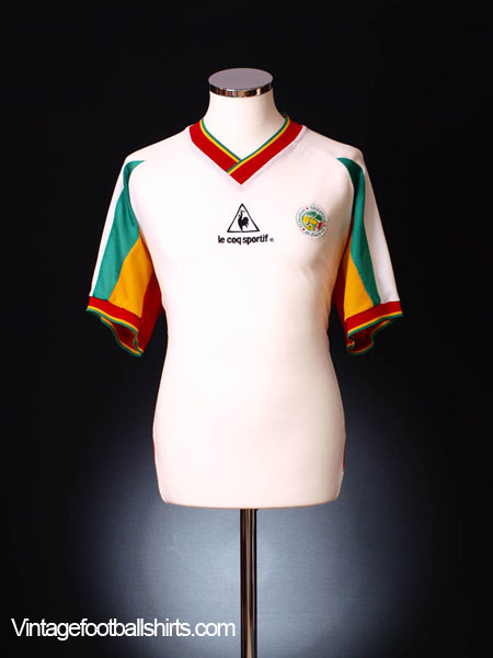 2002-03 Senegal Home Shirt XL