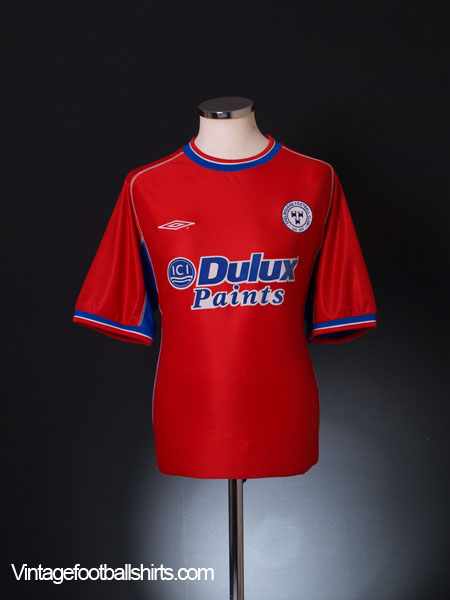2002-03 Shelbourne Home Shirt L