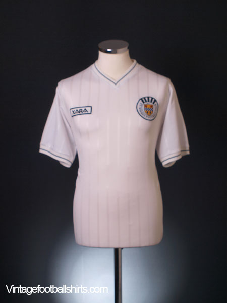 2002-03 St Mirren Training Shirt M