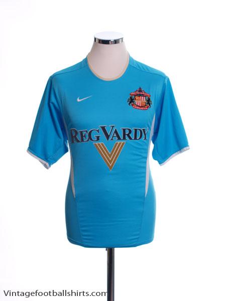 2002-03 Sunderland Away Shirt L