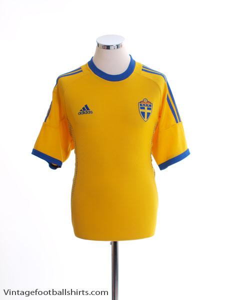 2002-03 Sweden Home Shirt L