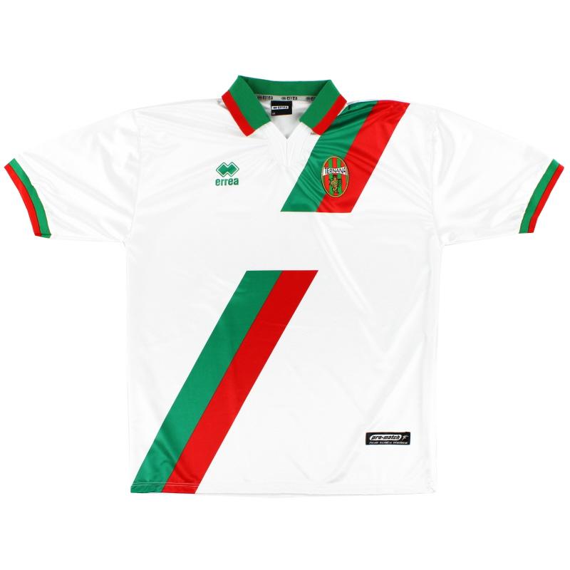 2002-03 Ternana Away Shirt XXL
