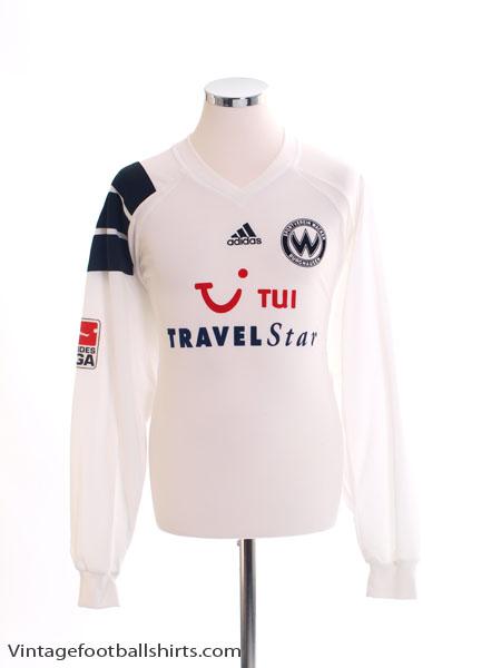 2002-03 Wacker Burghausen Home Shirt L/S XL