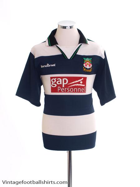 2002-03 Wrexham Away Shirt S