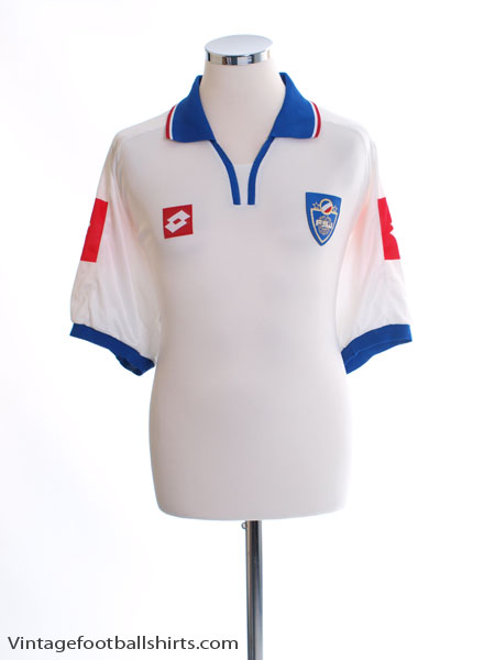 2002-03 Yugoslavia Away Shirt XL