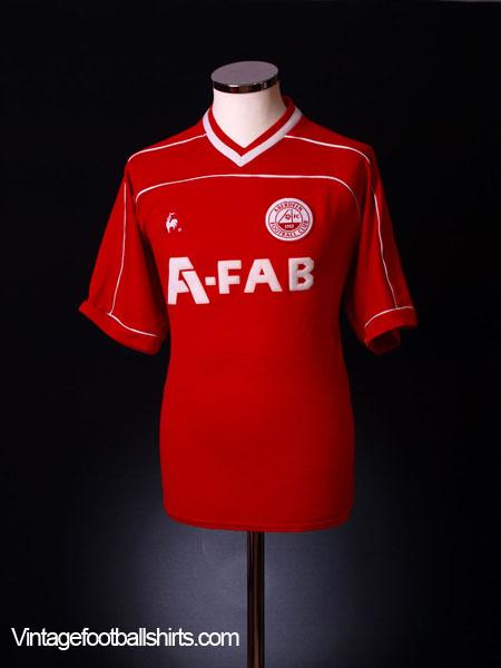 2002-04 Aberdeen Home Shirt M