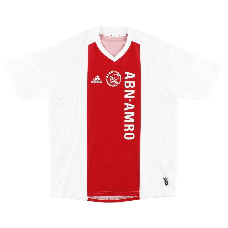 2002-04 Ajax Home Shirt Y - 156573