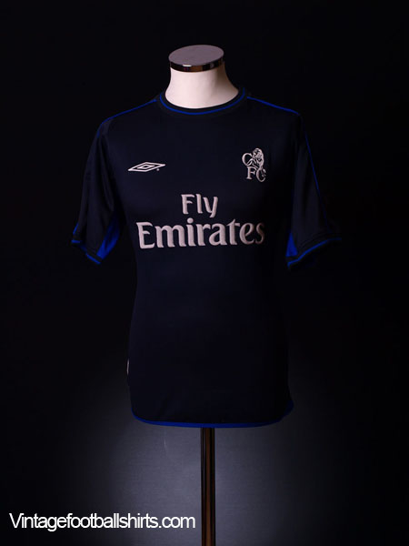 cc584cd6676 2002-04 Chelsea Away Shirt  BNWT  XL for sale