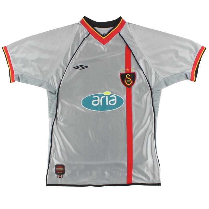 2002-04 Galatasaray Third Shirt L