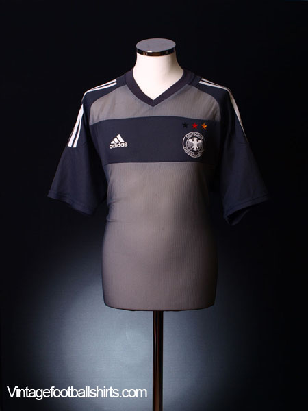 2002-04 Germany Away Shirt XL