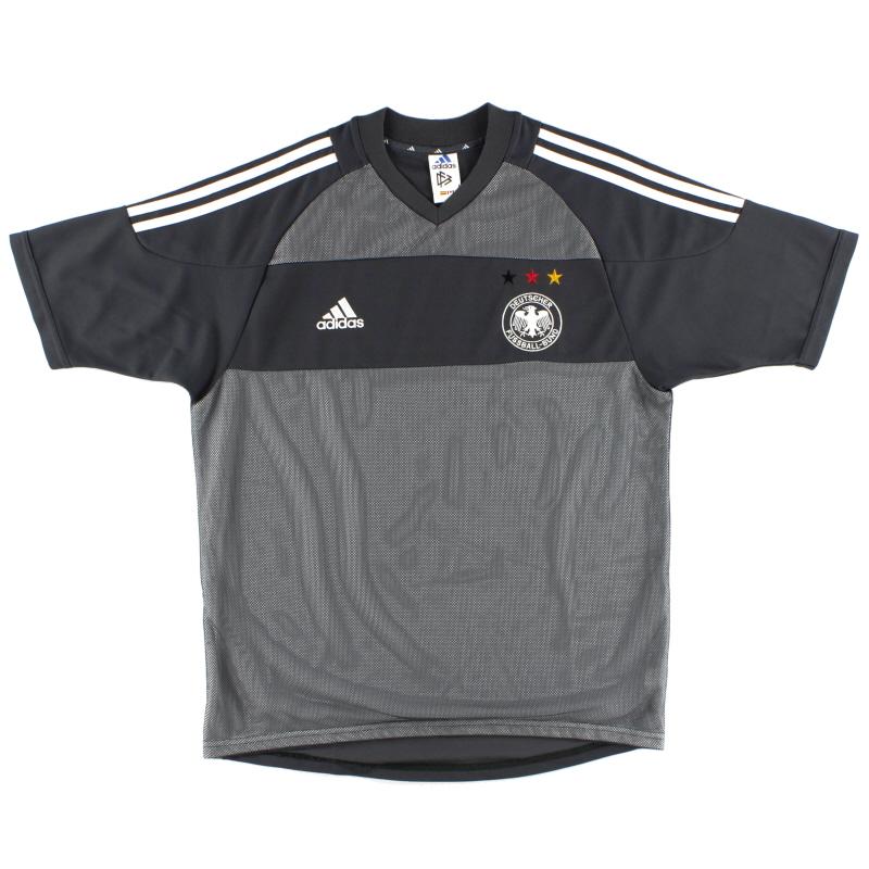 2002-04 Germany adidas Away Shirt L - 298631