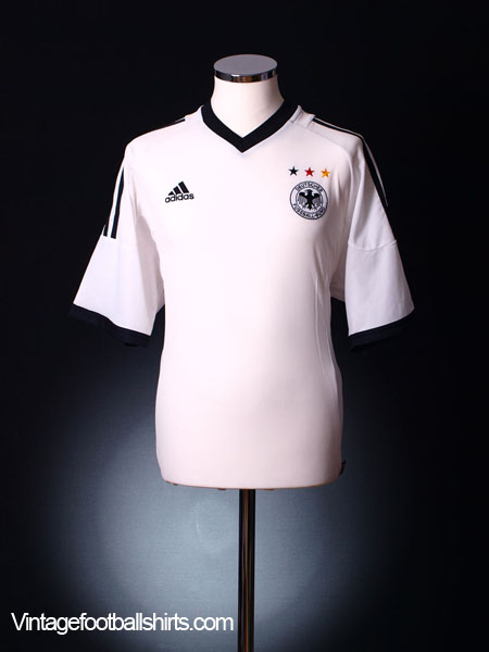2002-04 Germany Home Shirt L