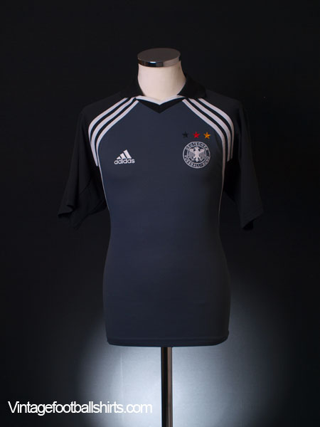 2002-04 Germany adidas Training Shirt L