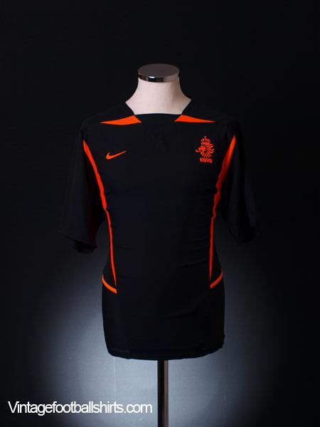 2002-04 Holland Away Shirt L