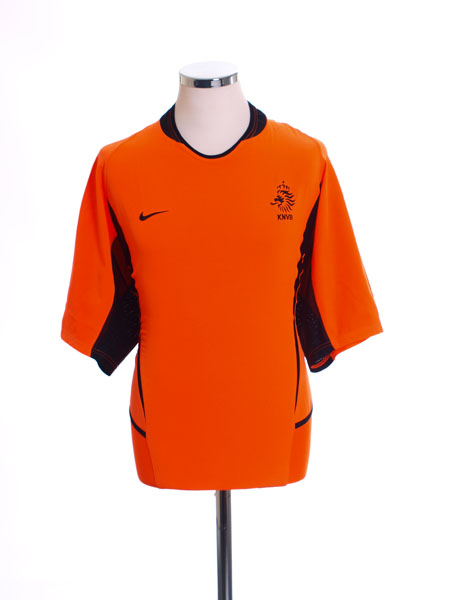 2002-04 Holland Home Shirt M.Boys