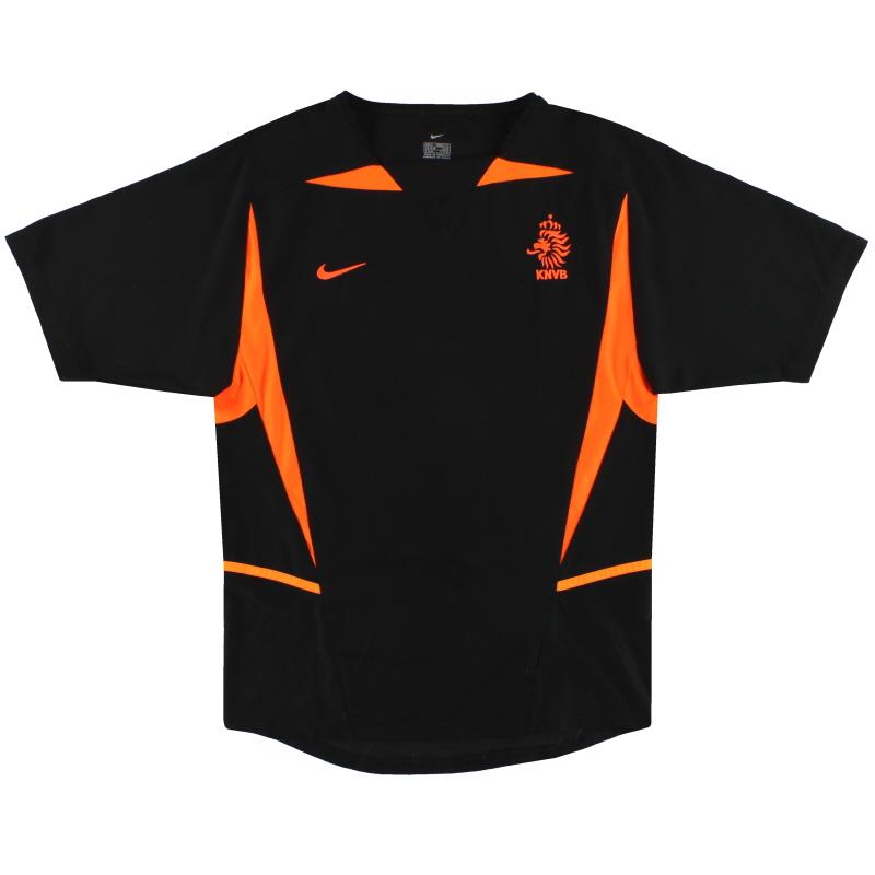 2002-04 Holland Nike Away Shirt S - 182360