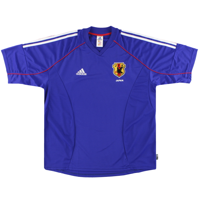 2002-04 Japan adidas Home Shirt M - 381414