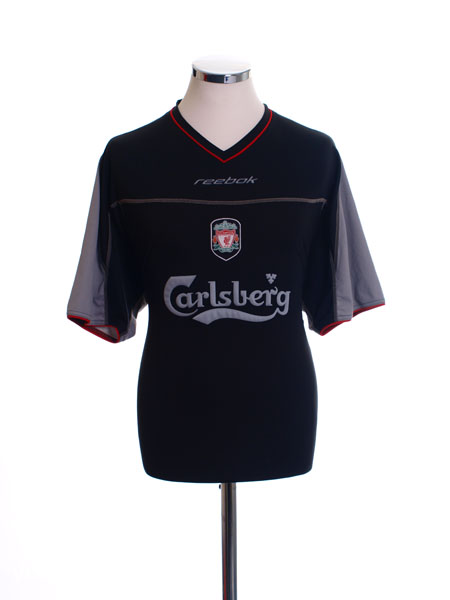 2002-04 Liverpool Away Shirt XS