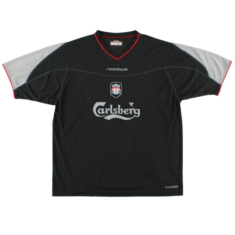 2002-04 Liverpool Away Shirt L
