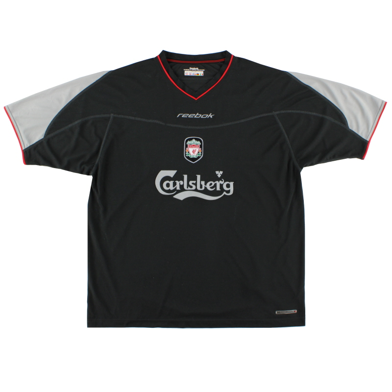 2002-04 Liverpool Away Shirt XL