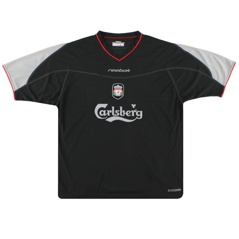 2002-04 Liverpool Reebok Away Shirt XL