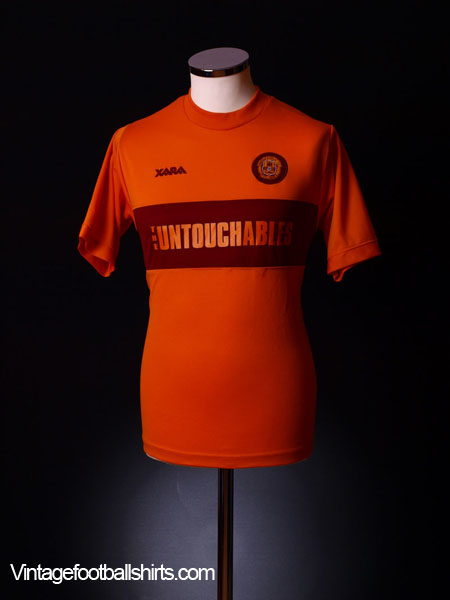 2002-04 Motherwell Home Shirt S