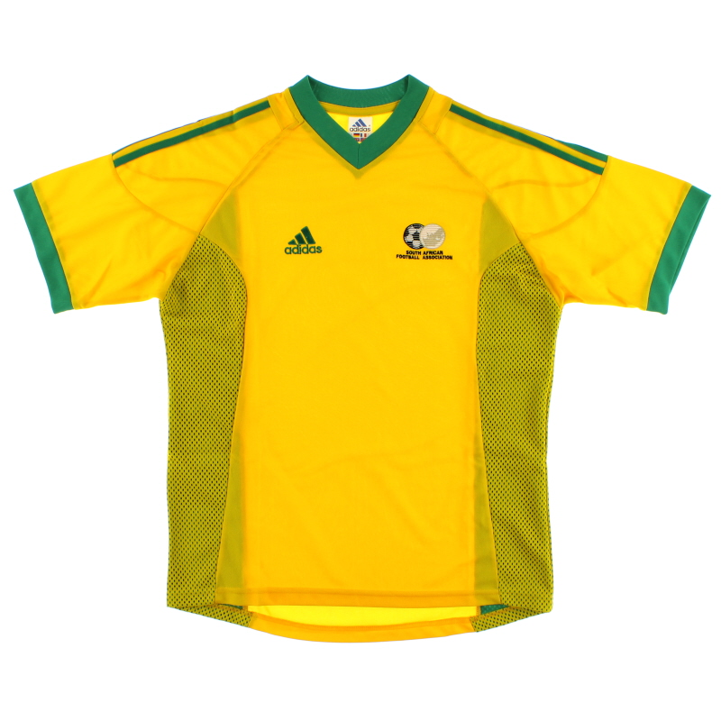 2002-04 South Africa Away Shirt L