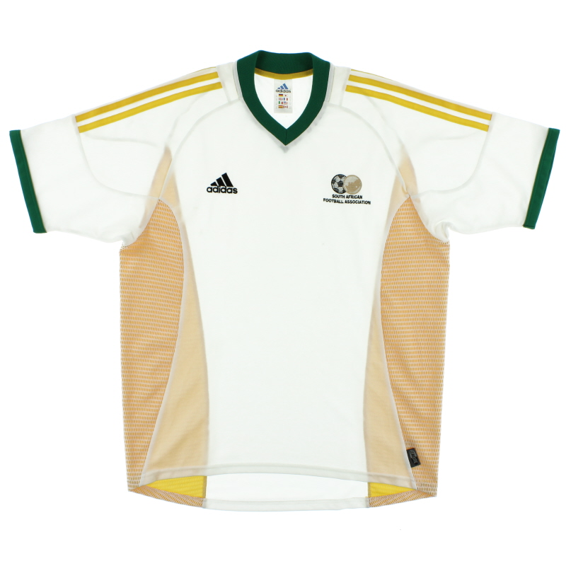 2002-04 South Africa Home Shirt M - 298607