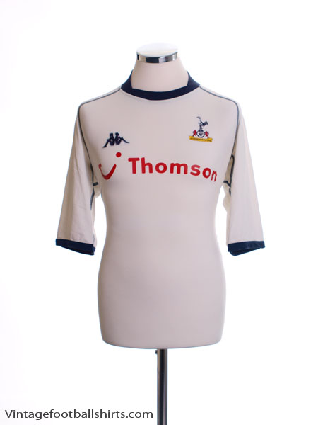 2002-04 Tottenham Home Shirt XL