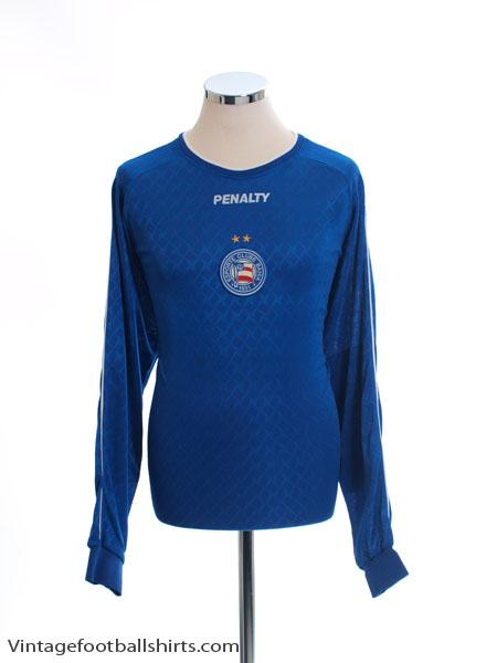2002 Bahia Goalkeeper Shirt *Mint* L