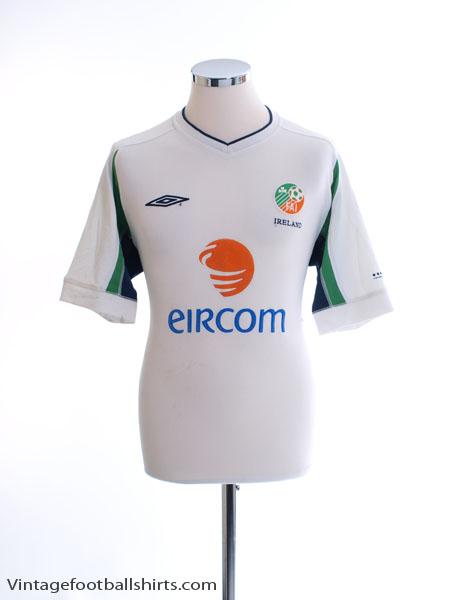 2002-03 Ireland Training Shirt M