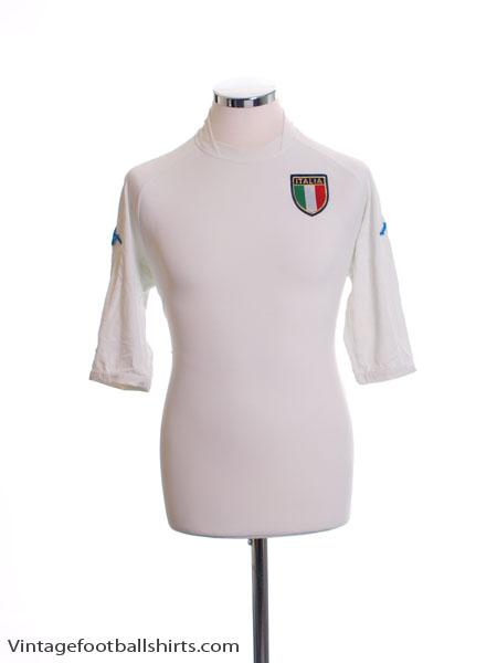 2002 Italy Away Shirt S
