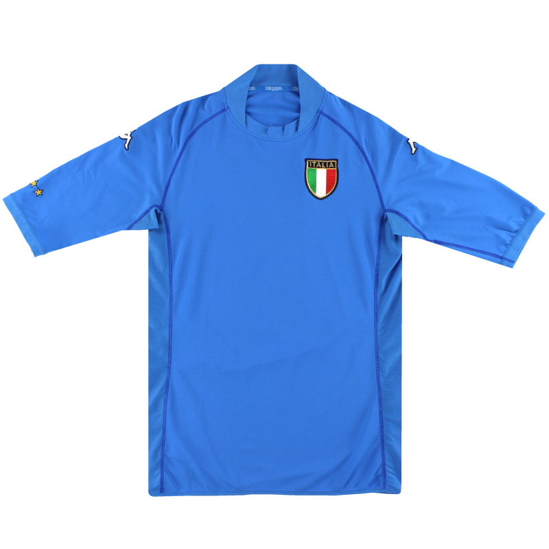 2002 Italy Kappa Home Shirt XL