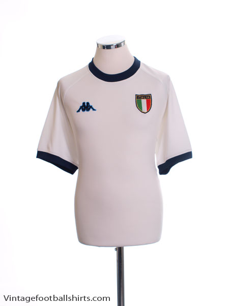 2002 Italy Kappa Training Shirt XL