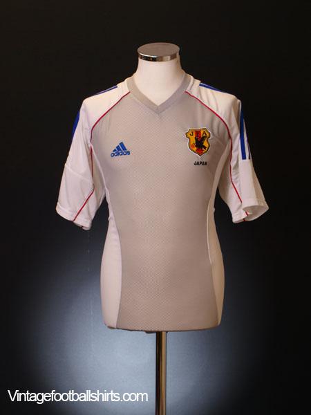 2002 Japan Away Shirt L