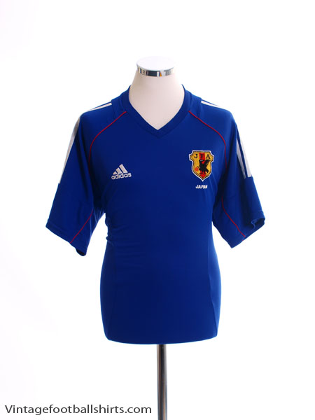 2002 Japan Home Shirt XL - 139023