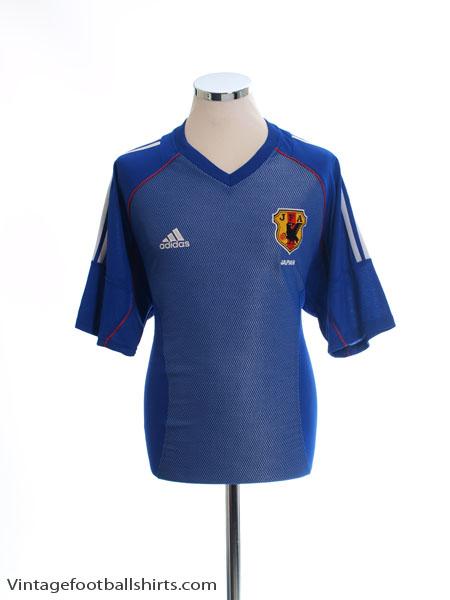 2002 Japan Home Shirt L - 139023