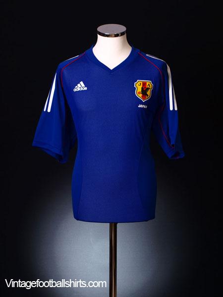 2002 Japan Home Shirt L