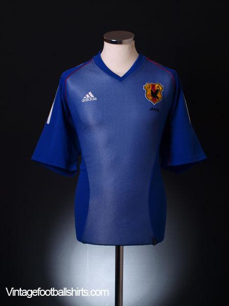 2002 Japan Home Shirt *As New* XL