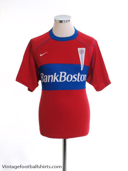 2002 Universidad Catolica Away Shirt M