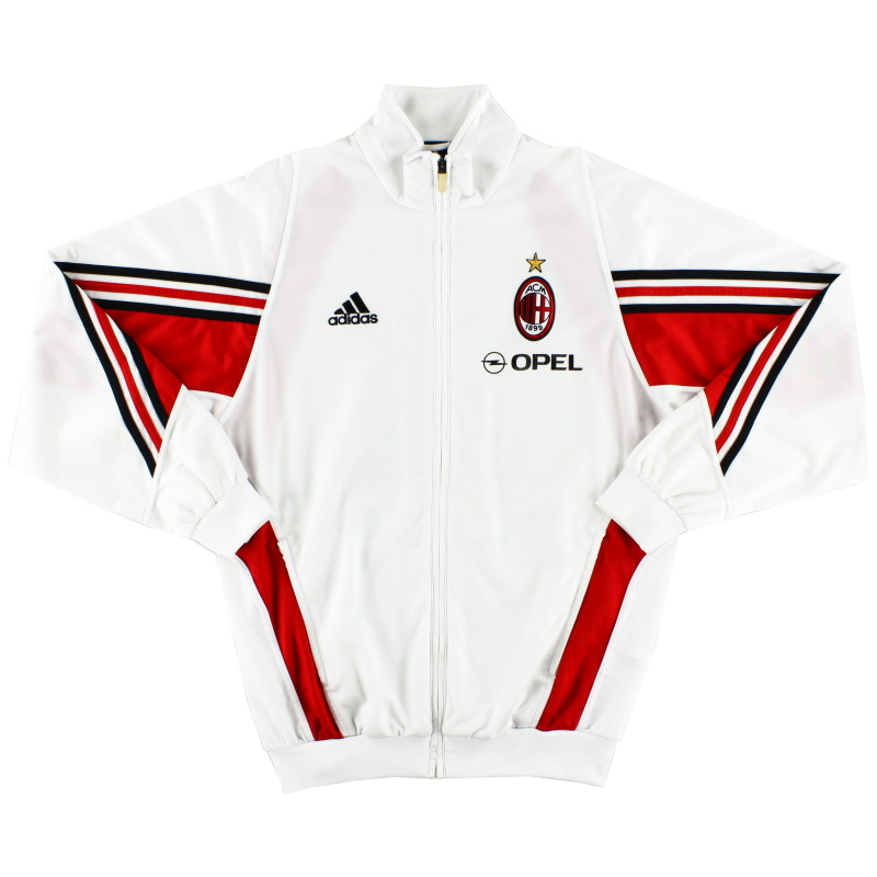 2003-04 AC Milan adidas Training Jacket L