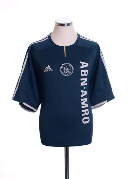 2003-04 Ajax Away Shirt XL