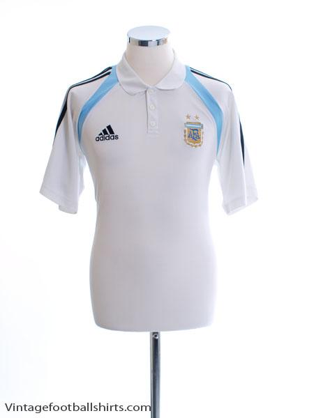 2003-04 Argentina Polo Shirt L