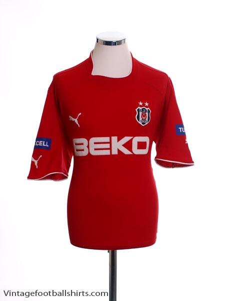 2003-04 Besiktas Third Shirt L