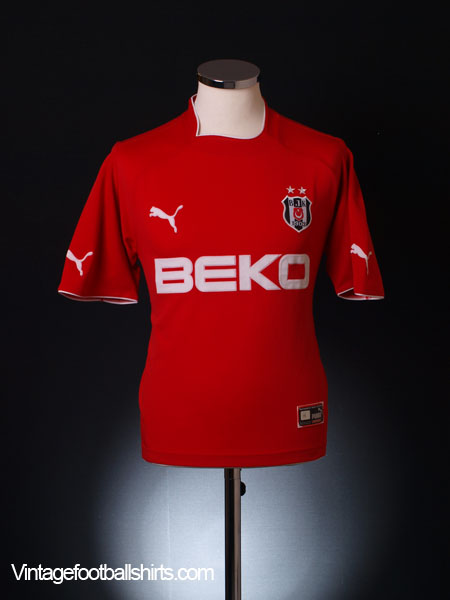 2003-04 Besiktas Third Shirt XL