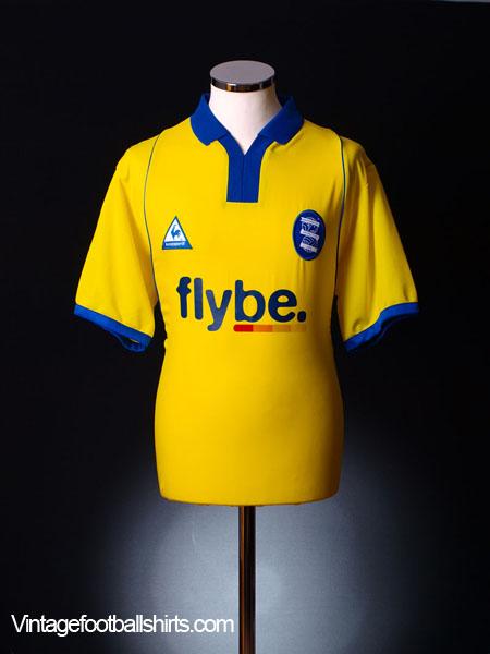 2003-04 Birmingham Away Shirt M