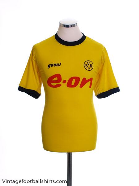 2003-04 Borussia Dortmund Home Shirt S